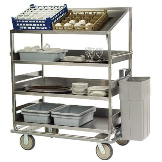 Queen Mary / Banquet and Multi-Shelf Carts