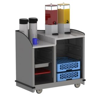 Hydration, Nutrition & Beverage Service Carts