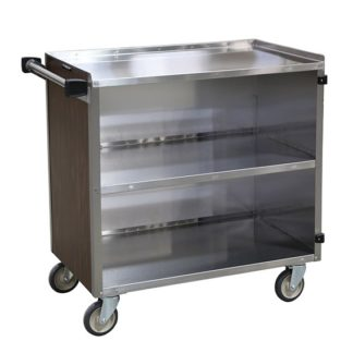 Enclosed Utility Carts