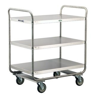 Open Utility Carts