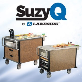 SuzyQ Meal Delivery System