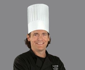 Chef Lloyd Galloway