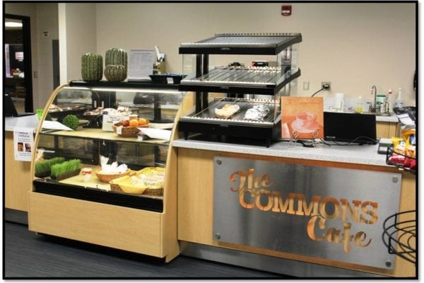 New Berlin High School Cafe