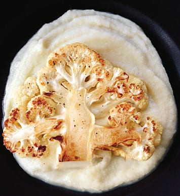 Cauliflower-Puree