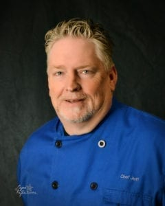 Chef Jeff Denton
