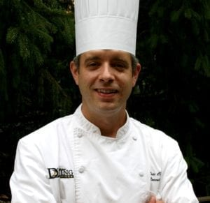 Chef Eric Cartwright