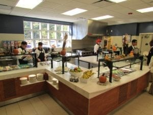 New Dining Hall
