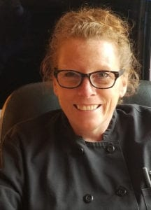 Executive Chef Pat Teague