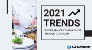 2021 Foodservice Trend for Consultants