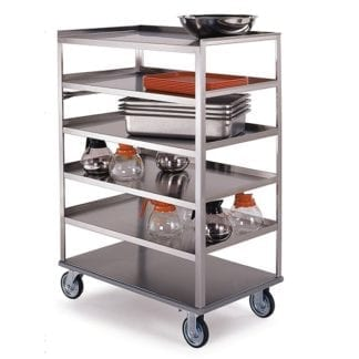 Multi-shelf Utility Carts