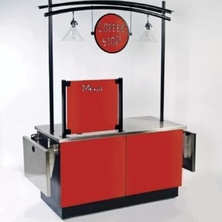 Coffee Carts & Kiosks