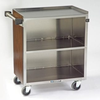 3-Side Enclosed Carts