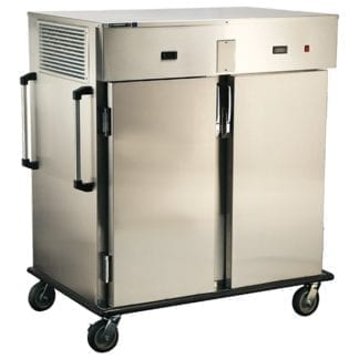 Heated/Cooled Transport Cabinet
