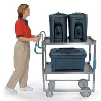 Ergonomically Engineered Utility Carts