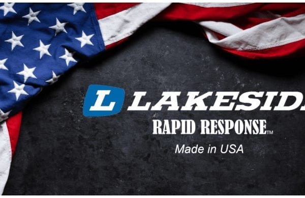 Lakeside Responds to Demand in the Healthcare Supply Chain by Jumping into IV Pole Production