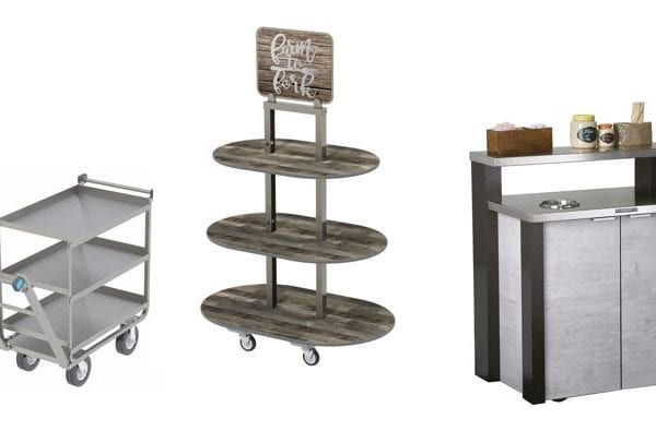 Foodservice Equipment Options to Enhance College Foodservice