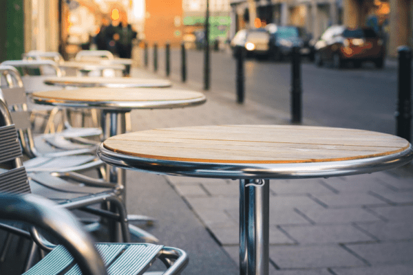 Street-Side Dining: How to Pivot Your Service Outside
