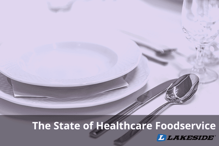 the state of healthcare foodservice