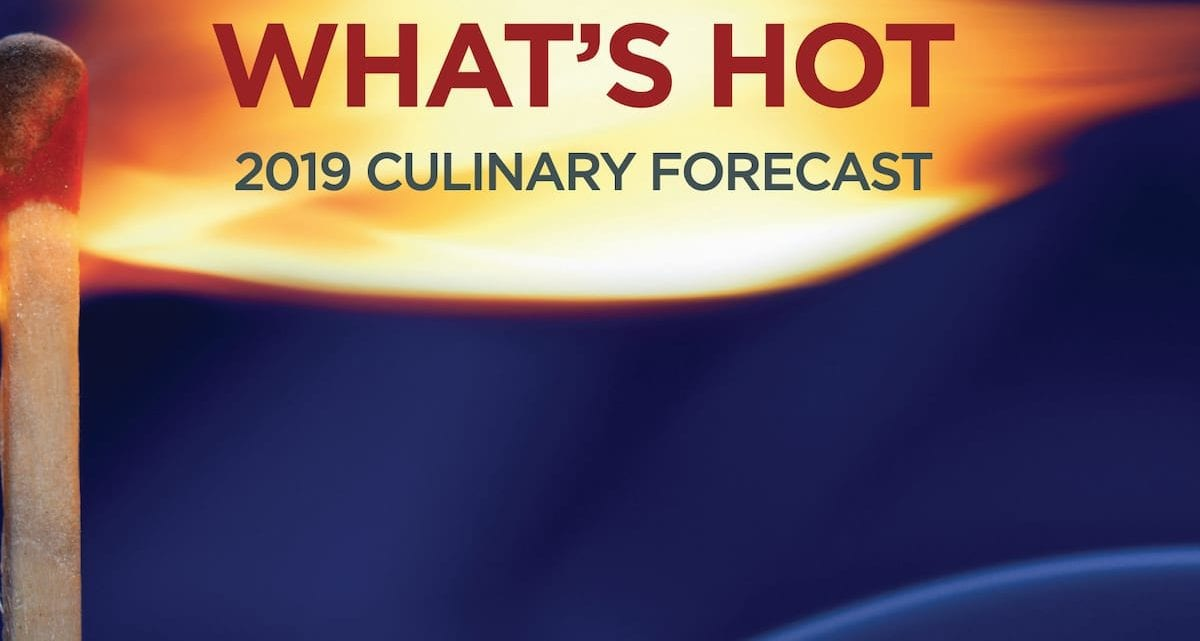 Top 10 Current Chef-Focused Trends