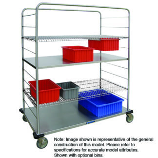 Distribution Supply Carts