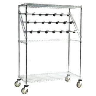Catheter Storage Carts
