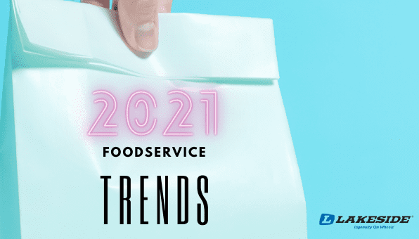 Top 10 Foodservice Trends of 2021