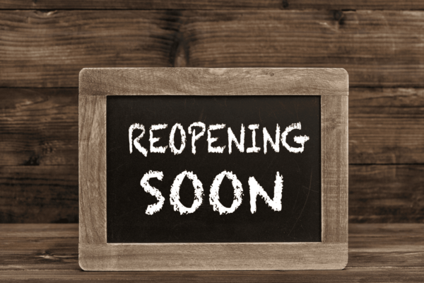 Foodservice Equipment and Supplies for Reopening